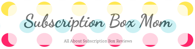 Subscription Box Mom