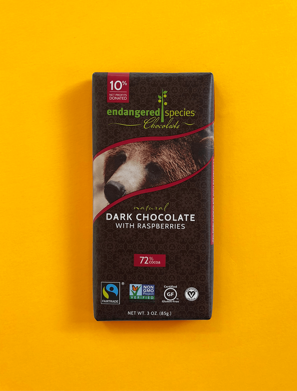 dark-chocolate-raspberries-grizzly-bear-endangered-species
